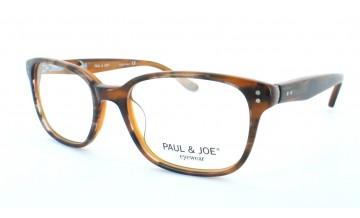 lunettes de vue pour femme PAUL & JOE Ecaille PHENIX33 ECCA 50/17