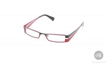 lunettes de vue pour femme VANNI Rouge V 8122 C212 49/19