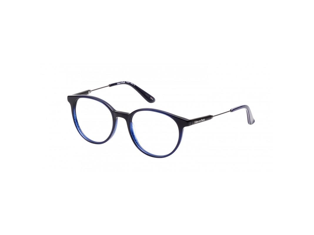 cf119ac7bc34f Lunettes de vue pour homme EDEN PARK Bleu P 3027 4699 52 19