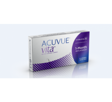Lentilles JOHNSON VISION CARE Acuvue Vita