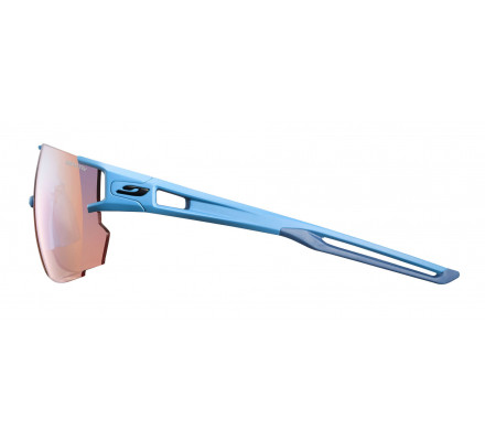 Lunettes de sport JULBO AEROSPEED Cyan Bleu / Bleu REACTIV Perf 1-3