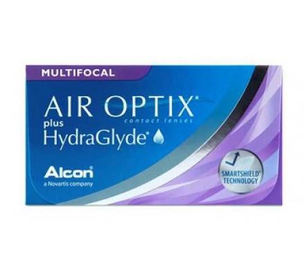 Lentilles ALCON - CIBA VISION Air Optix Plus HydraGlyde Multifocal 6l