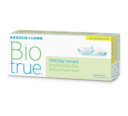 Biotrue 1 Day for Presbyopia