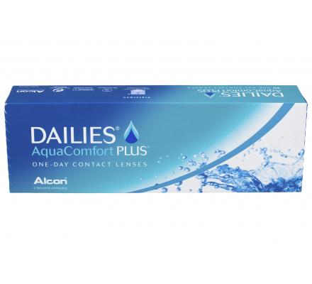 Lentilles ALCON - CIBA VISION Dailies Aquacomfort Plus 30L