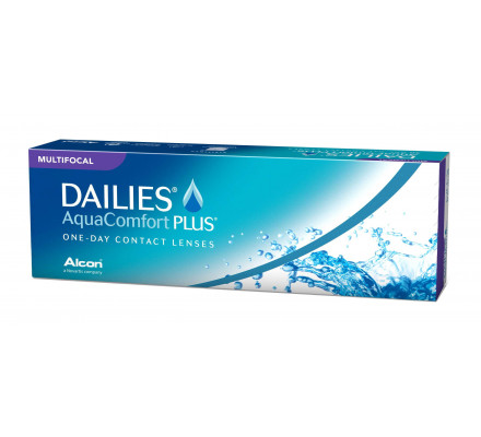 Lentilles ALCON - CIBA VISION Dailies AquaComfort Plus Multifocal 30L