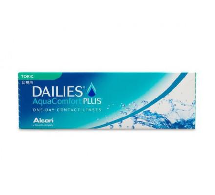 Lentilles ALCON - CIBA VISION Dailies AquaComfort Plus Toric 30L