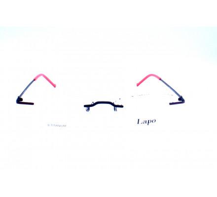 Lunettes de vue LAPO LAMM 187 C45 53/18