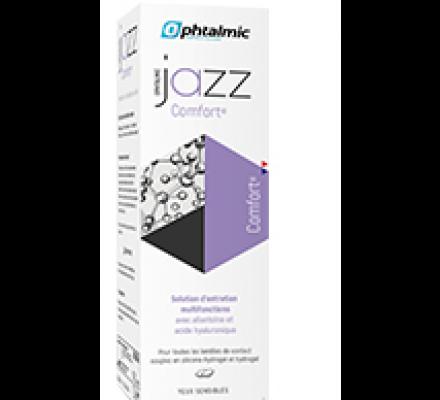Produit pour lentilles OPHTALMIC JAZZ COMFORT 100ML