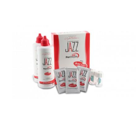 Produit pour lentilles OPHTALMIC JAZZ PEROXYDE 2X350ML