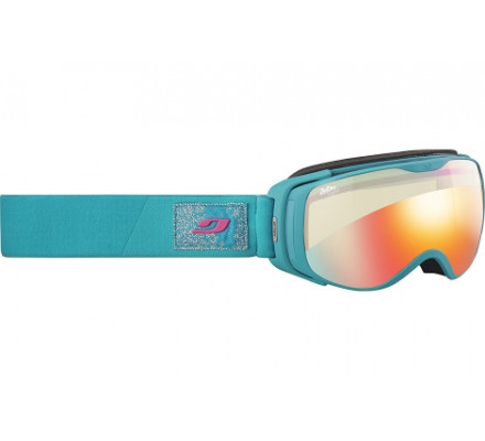 Masque de ski JULBO LUNA Bleu - Zebra Light