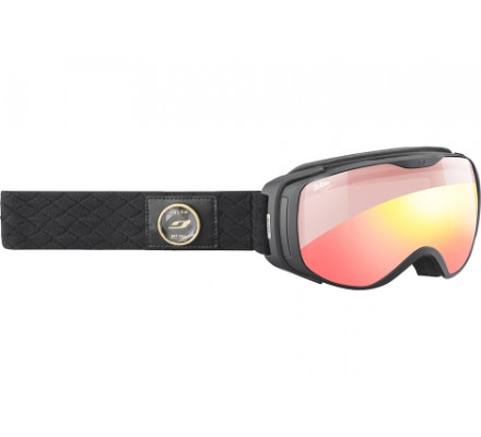 Masque de ski JULBO LUNA Noir - Zebra Light Red