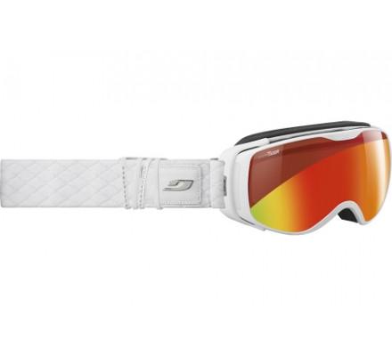 Masque de ski JULBO LUNA Blanc Strass - Snow Tiger