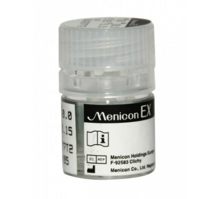 Lentilles MENICON Menicon EX
