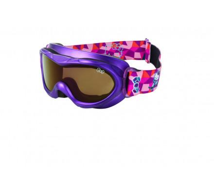 Masque de ski DEMETZ MSKI HELLO KITTY PM Violet