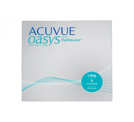 Lentilles JOHNSON VISION CARE 1 Day Acuvue Oasys With HydraLuxe 90L