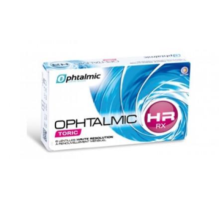 Lentilles OPHTALMIC Ophtalmic HR Rx Toric 6L