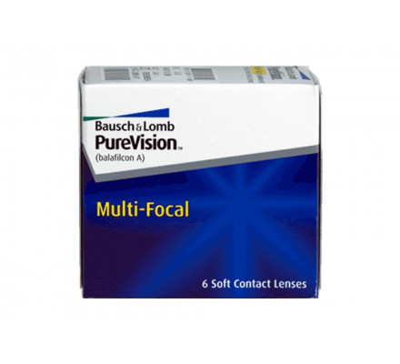 Lentilles BAUSCH & LOMB Purevision Multifocal