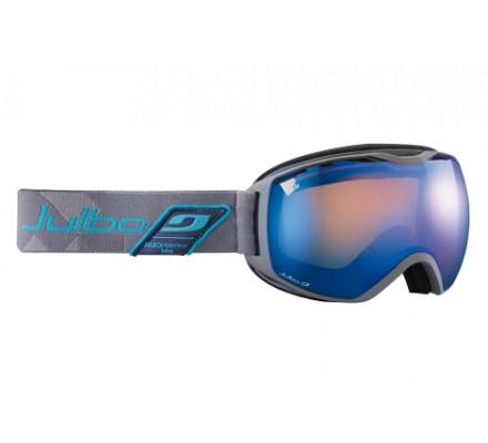 Masque de ski JULBO QUANTUM Gris / Bleu Spectron 3+