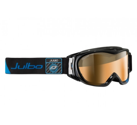 Masque de ski JULBO REVOLUTION Noir / Bleu cameleon