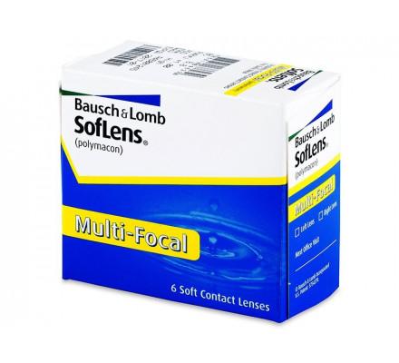 Lentilles BAUSCH & LOMB Soflens Multifocal