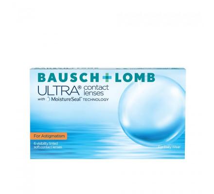 Lentilles BAUSCH & LOMB ULTRA pour Presbytes B6
