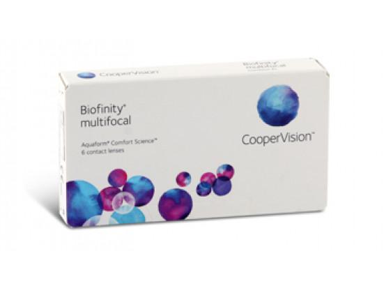 Lentilles COOPERVISION Biofinity Multifocal