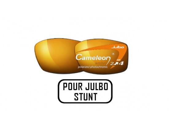 Lunettes de soleil mixte JULBO Noir Verres Cameleon pour Julbo STUNT