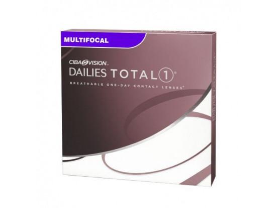 Lentilles ALCON - CIBA VISION Dailies Total 1 Multifocal 90L