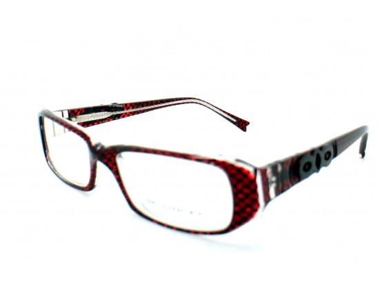 Lunettes de vue pour femme BELLINGER Rouge BARCODE C909 51/16