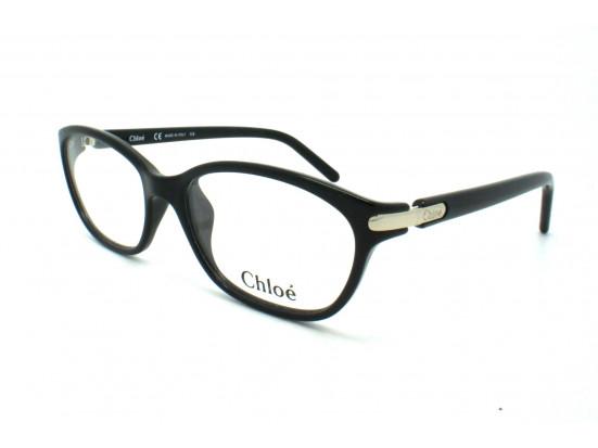Lunettes de vue pour femme CHLOE Noir CE 2647 001 52/16