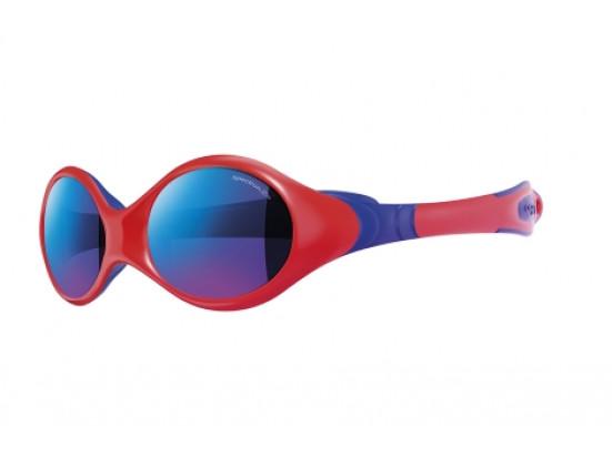 Lunettes de soleil pour enfant JULBO Rouge Looping 2 Rouge / Bleu spectron 3CF
