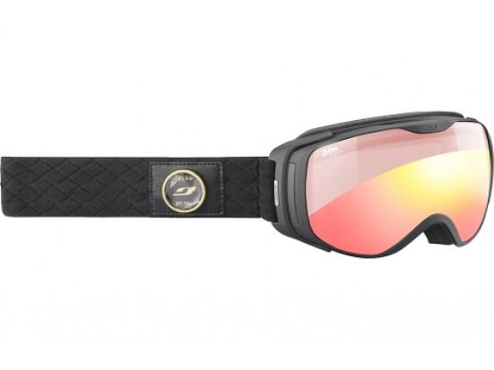 Masque de ski pour femme JULBO Noir LUNA Noir - Zebra Light Red