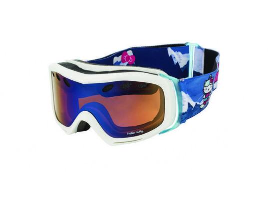 Masque de ski pour enfant DEMETZ Bleu MSKI HELLO KITTY Bleu