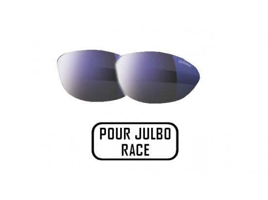 Lunettes de soleil pour homme JULBO Noir Verres OCTOPUS pour monture Julbo RACE