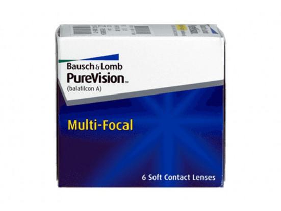 Lentilles BAUSCH & LOMB Purevision Multifocal