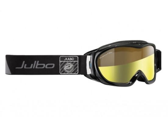 Masque de ski mixte JULBO Noir REVOLUTION Noir Zebra Light