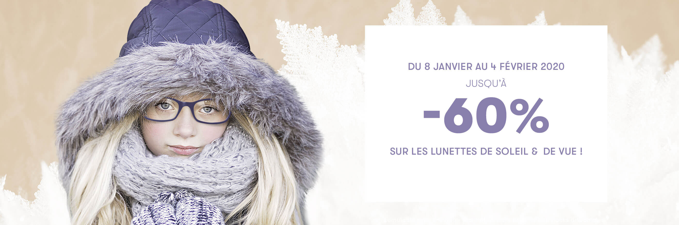 Soldes Hiver MyMonture