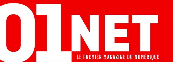 Logo du magazine 01Net
